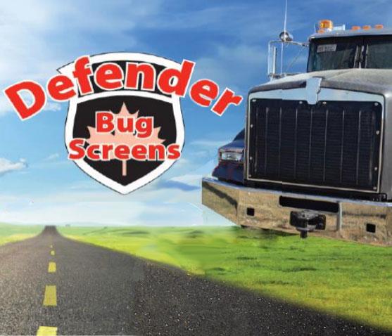 Bug Screen - Freightliner