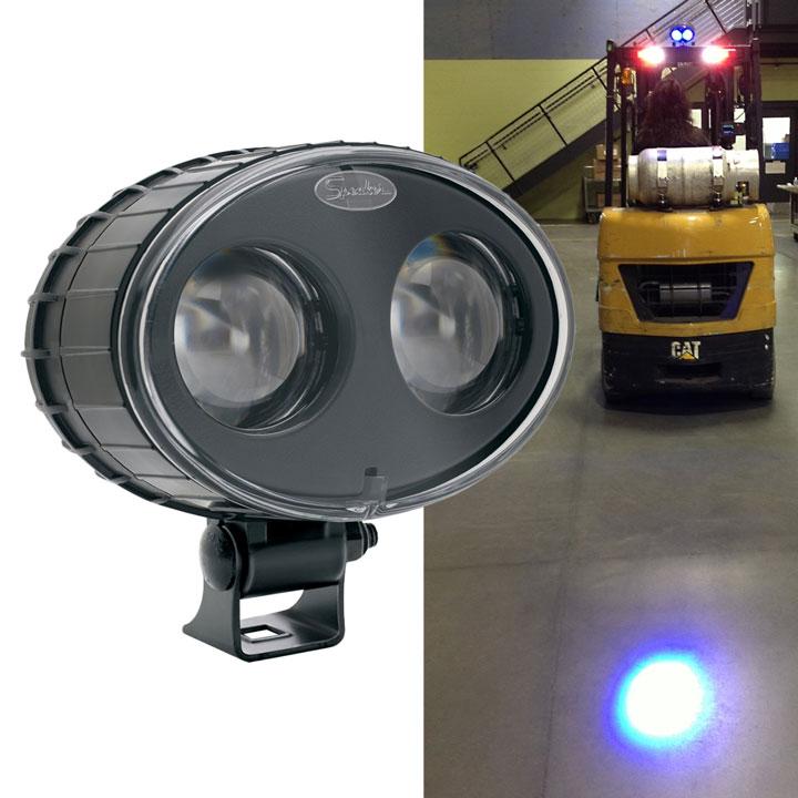 LED Forklift Safety/Warning Spot Light