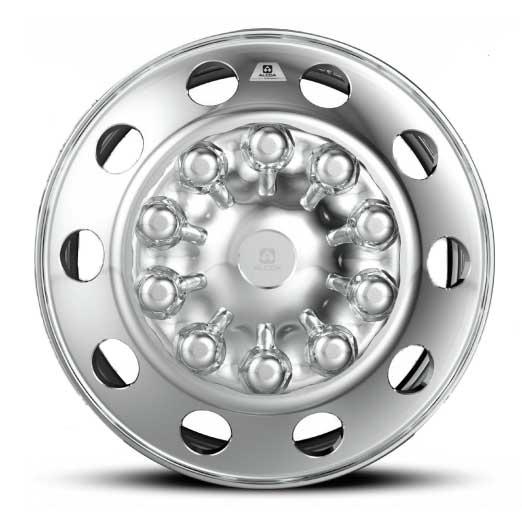 22.5 x 12.25 Aluminum Wheel