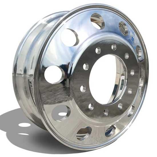 24.5 x 8.25 Aluminum Steer Wheel