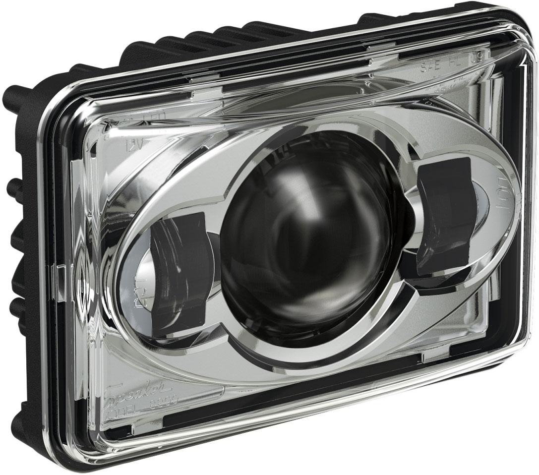 4x6 DOT Compliant LED High Beam Headlights