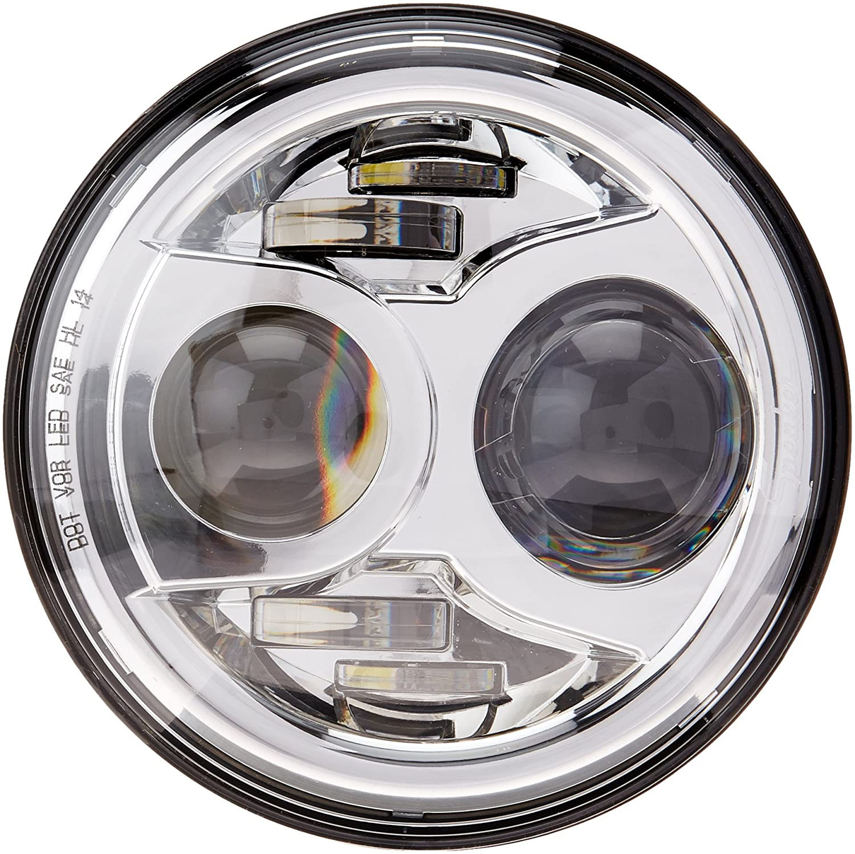 7 Round LED Headlight