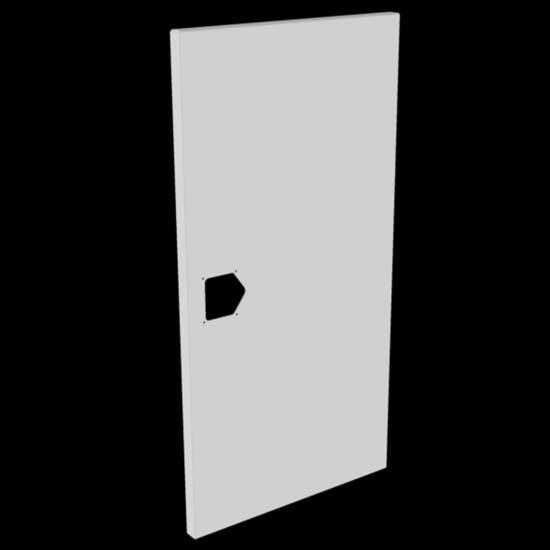 44 Outer Door for Unlit Cabinet Rack